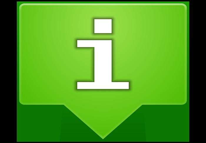 informatie button1